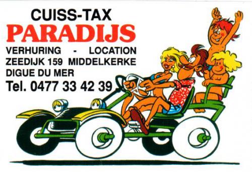 Logo quistax paradijs