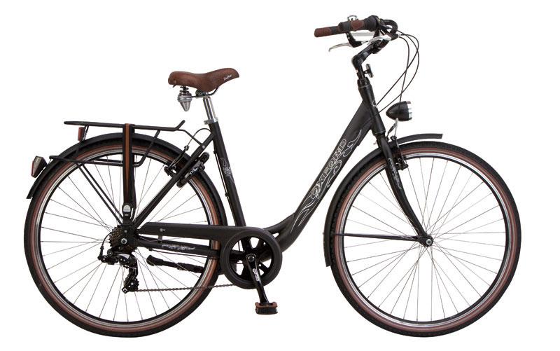 Oxford Hybride fiets