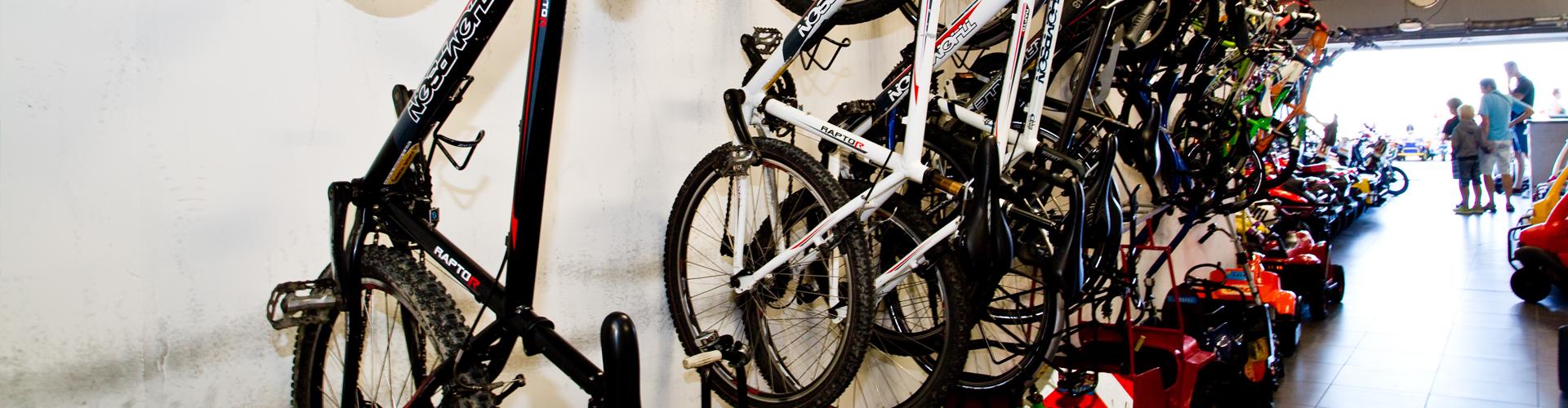 Verhuur fietsen